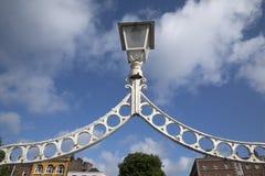 Ha'penny Bridge, River Liffey, Dublin Royalty Free Stock Photo
