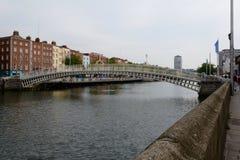 Ha'Penny Bridge Royalty Free Stock Image