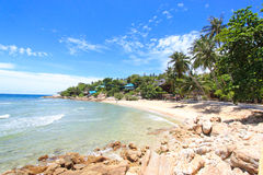 Haad Tien Beach Royalty-vrije Stock Afbeelding