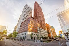 Free Haag City In Netherland Royalty Free Stock Photos - 99350348