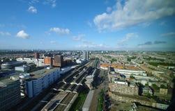Haag della tana Fotografie Stock