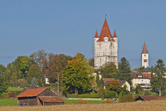 Haag in Upper Bavaria Stock Images
