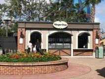 Haagen-Dazs, ressorts de Disney, Orlando, la Floride image libre de droits