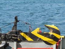 Haak van een sleepboot Royalty-vrije Stock Foto