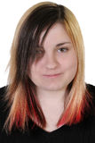 Haar-Arten Stockfoto
