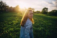 Haar in de zon Stock Fotografie