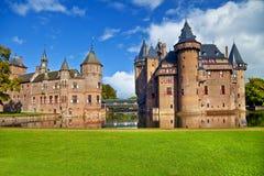 Haar kasteel DE Royalty-vrije Stock Afbeeldingen