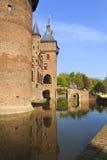 Haar kasteel DE royalty-vrije stock afbeelding