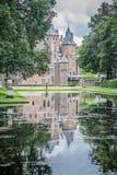 haar kasteel de Στοκ Φωτογραφία
