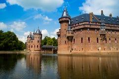 haar kasteel för de Royaltyfria Bilder