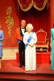 Haar Majesteit Koningin Elizabeth Stock Afbeeldingen