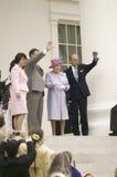 Haar Majesteit Koningin Elizabeth II Royalty-vrije Stock Fotografie