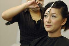 Haar-Salon Lizenzfreie Stockbilder