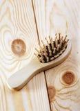 haarborstel Stock Foto