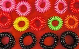 Haardekorationseinzelteil stockfoto