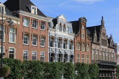 Haarlem Stockbild