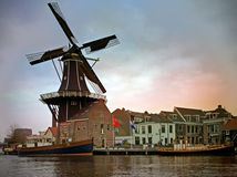 Haarlem Photographie stock libre de droits