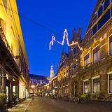 Haarlem city center Stock Image