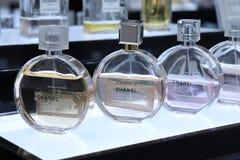 Haarlem, die Niederlande - 8. Juli 2018: Chanel Chance-Düfte Lizenzfreies Stockbild