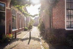 Haarlem en verano Imagen de archivo