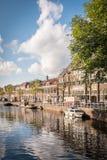 Haarlem en verano Fotos de archivo