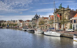 Haarlem, Holland Royalty Free Stock Photography