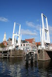 Haarlem in holland Stock Photography