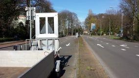 Haarlem na drodze Zdjęcie Royalty Free