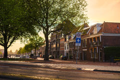Haarlem town Stock Photography