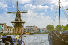 Haarlem view Royalty Free Stock Photo