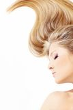 Haarschlaufe Lizenzfreie Stockfotografie