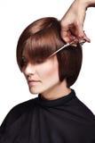 Haarschnitt Lizenzfreies Stockbild