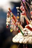 Haarspeldje Royalty-vrije Stock Foto's