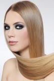 Haarverzorging Royalty-vrije Stock Foto's