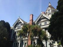 Haas-Lilienthalhaus, Franklin Street, San Francisco, CA stockbild