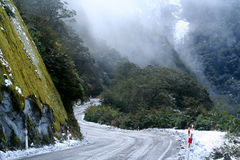 Haast Pass Stock Photography