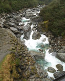 Haast River Stock Photo