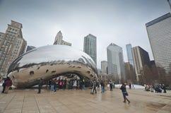 Haba de Chicago fotografía de archivo