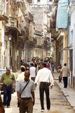 Habana,cuba Royalty Free Stock Photography