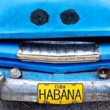 Habana, Cuba Image libre de droits