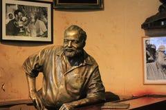 Habana cuba Barre E de Lovly hemingway photographie stock libre de droits