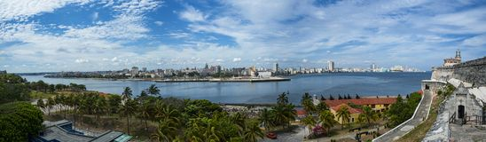 Habana landscape Royalty Free Stock Photo