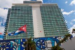 Habana Libre Hotel in Havana, Cuba Stock Photography