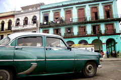 Habana viejo foto de archivo libre de regalías