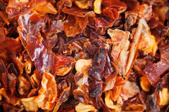 Habanero spice hot chili red pepper Royalty Free Stock Images