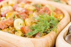 Habas Con Chorizo Royalty Free Stock Image