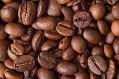 Habas de Coffe Imagenes de archivo