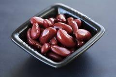 Habas de riñón rojas Foto de archivo libre de regalías