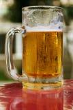 Haben Sie ein Bier Stockbild
