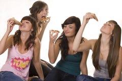 Haben Sie etwas Pizza Lizenzfreies Stockfoto